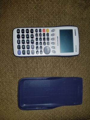 2 calculators 1 graphing 20 each for Sale in Hannibal, MO