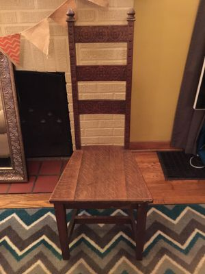 Early 1900's library/institution chair for Sale in Cleveland, OH