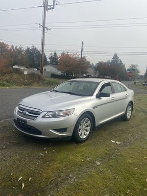 2012 Ford Taurus. GREAT WEEKEND DEALS DON'T MISs OuT for Sale in Tacoma, WA