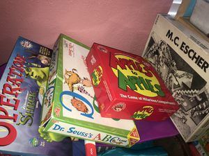 Board games and puzzle for Sale in Los Angeles, CA