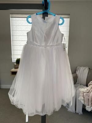 Flower Girl Dress -David's Bridal Size 10-New for Sale in Sun Lakes, AZ