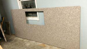 New Granite Kitchen Island for Sale in San Leandro, CA
