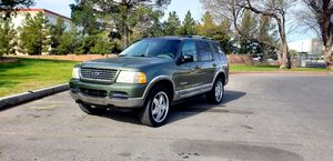 🤑👨👩👧👦GREAT FAMILY SUV👨👩👧👦🤑 2002 FORD EXPLORER for Sale in Las Vegas, NV