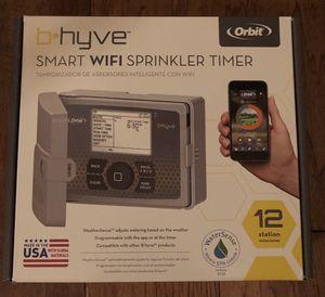 Orbit b Hyve Smart WiFi Sprinkler Timer 12 Station for Sale in Los Angeles, CA