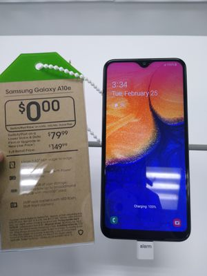 Samsung a10e for Sale in Portage, WI