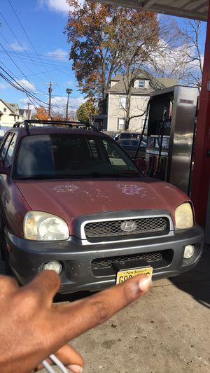 Hyundai santfe for Sale in Irvington, NJ