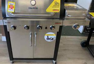 Brand New Char-Broil Stainless Steel BBQ Grill! 8UIL for Sale in Fullerton, CA