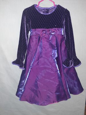 Girls 3t purple dress, EUC, Jona Michelle for Sale in Wixom, MI