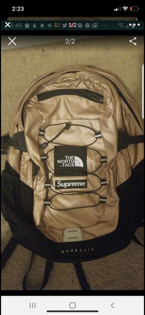 Supreme north face back $$$BID$$$ for Sale in High Point, NC