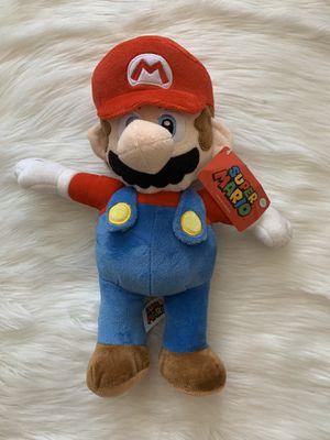 Mario Plush for Sale in Stephens City, VA
