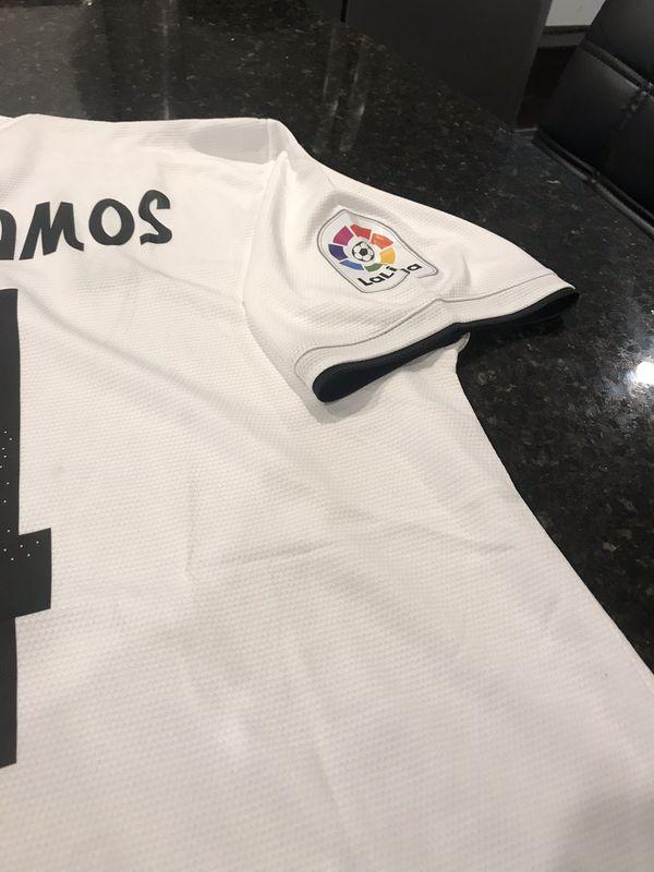 Sergio ramos la liga Real Madrid
