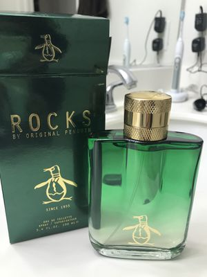 Penguin Rocks perfume for men 3.4 oz for Sale in El Mirage, CA