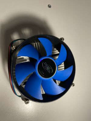 Deep Cool Cpu Air Cooler for Sale in Bothell, WA