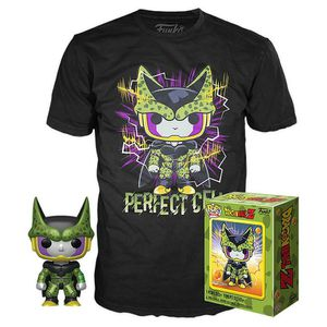 POP! and Tee Size 2XL: Dragon Ball Z Perfect Cell for Sale in Fort Washington, MD