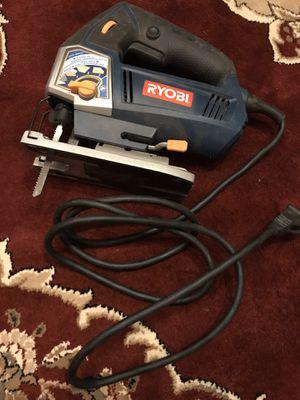 Ryobi Jigsaw w/ SpeedMatch for Sale in Manassas, VA
