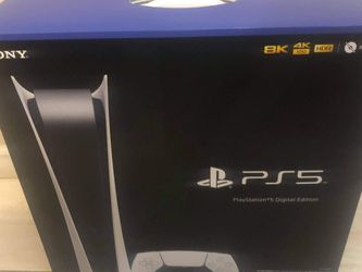 Playstation 5 Digital. New $675 for Sale in Selma,  CA