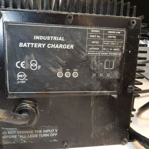 24V Industrial Battery Charger 24 Volt 600W for Sale in Davis, CA