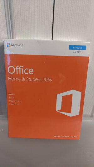 Microsoft office Home & Student for Sale in Port St. Lucie, FL