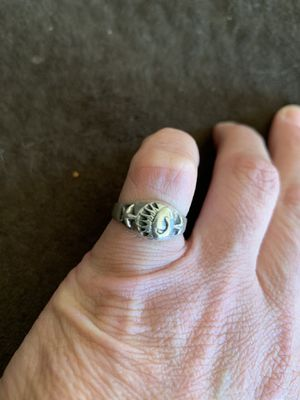 .925 pinky ring for Sale in Hoquiam, WA