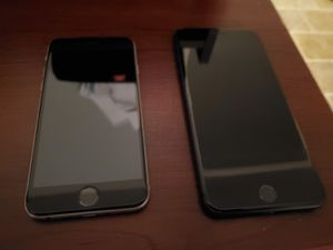 IPHONE LOCKED!!! TWO PHONE TRADE FOR SAMSUNG GALAXY!!!! for Sale in Kansas City, KS