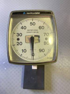 Health o meter doctors scale for Sale in Virginia Beach, VA