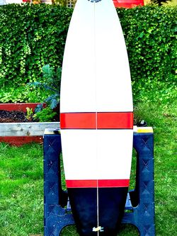 "Custom Guy Okazaki 6'1"" surfboard for Sale in Seattle,  WA"