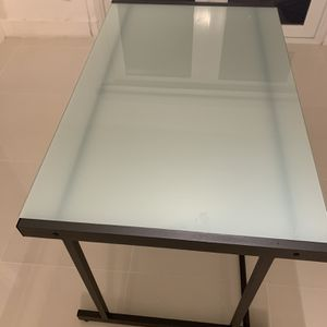 Glass Desk for Sale in Hollywood, FL