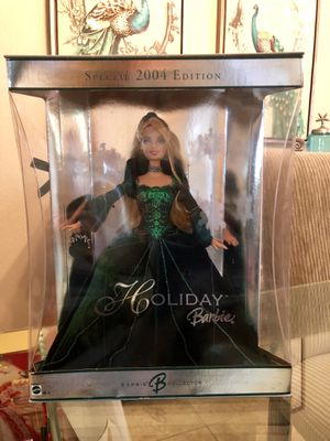 2004 Holiday Barbie for Sale in Cypress Gardens, FL