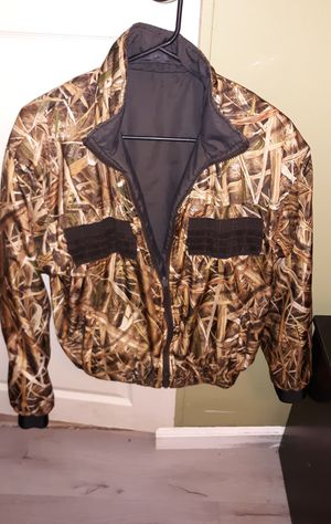 Camo hunting Jacket for Sale in Weiner, AR