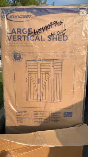 Vertical shed for Sale in Los Angeles, CA