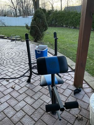 Bench press for Sale in Howell Township, NJ