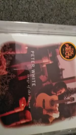 Peter White CD for Sale in Shelton, CT