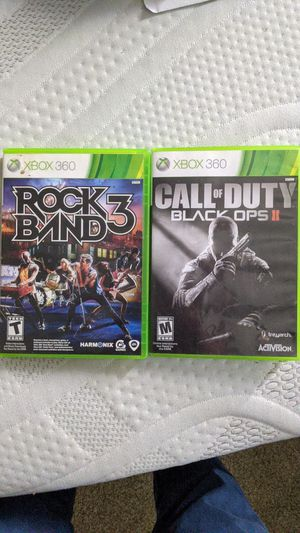 Xbox 360 games for Sale in Englewood, CO