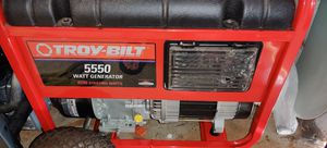 5550 Watt Generator for Sale in Maple Valley, WA