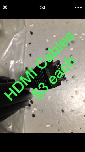HDMI cables for Sale in Chula Vista, CA