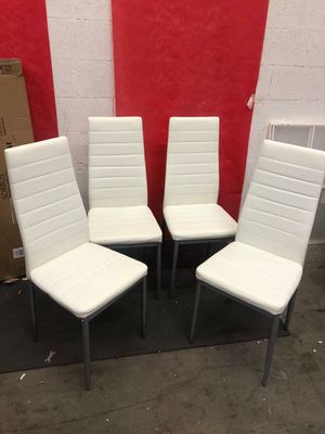 4 dining chairs for Sale in Las Vegas, NV