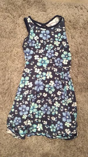 Size 8 flower dress for girls for Sale in El Cajon, CA