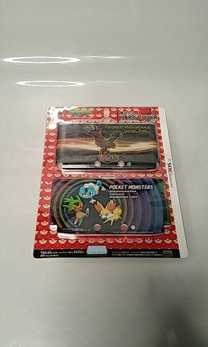 Rare Nintendo 3DS LL Pokemon Hard Cover Japanese for Sale in Mountlake Terrace, WA