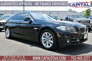 2016 BMW 5 Series for Sale in Chantilly, VA