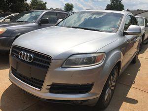 07 Audi Q7 for Sale in Virginia Beach, VA