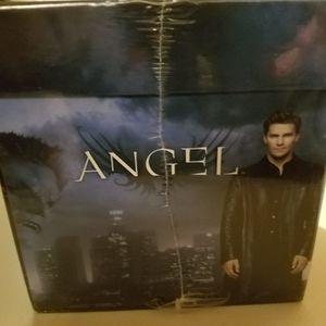 Angel DVD Box Set Seasons 1-5 for Sale in Silverdale, WA