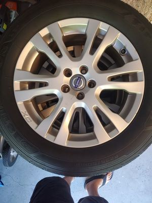 Rims & tires volvo xc90 for Sale in Casselberry, FL