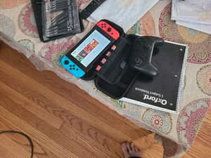 Barely used Nintendo Switch for Sale in Wethersfield, CT