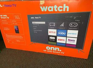 BRAND NEW ONN ROKU TV ZE1R for Sale in Round Rock, TX