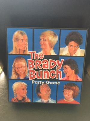 Brady Bunch Party Game for Sale in Huntington Beach, CA