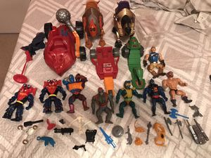Masters of the universe motu lot for Sale in Seagoville, TX