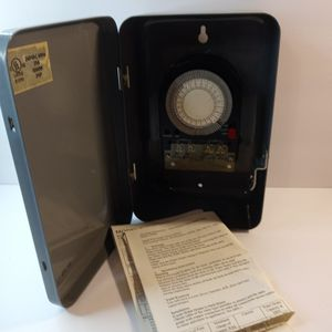 Timex Water Heater Timer Box for Sale in New Port Richey, FL