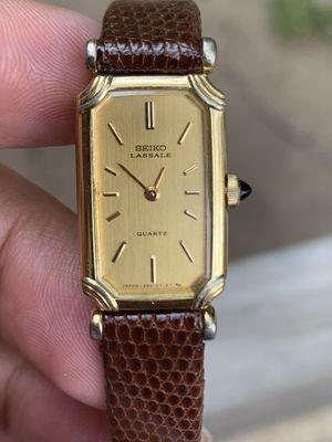 Seiko Lassale Watch for Sale in Harlingen, TX