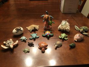 Turtle Collection for Sale in Round Rock, TX
