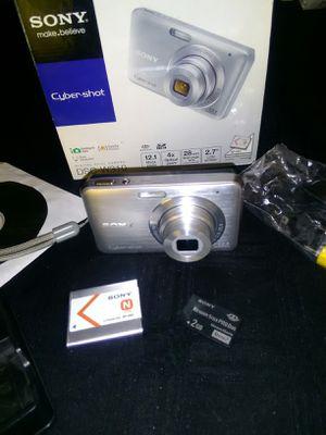 Sony Digital Camera for Sale in Bakersfield, CA
